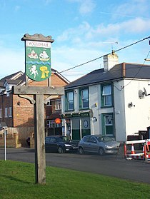Wouldham Village Sign - geograph.org.uk - 1097254.jpg