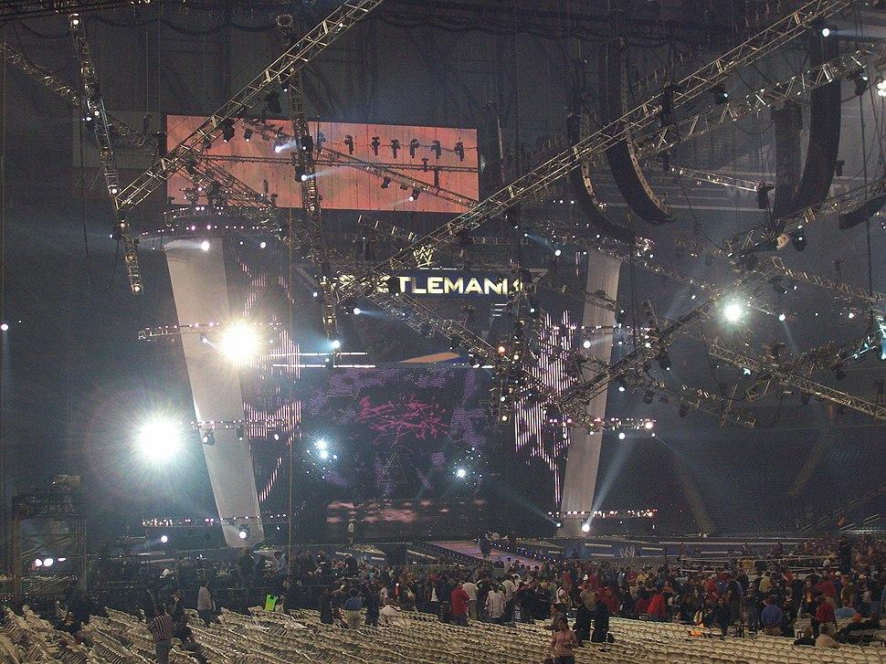 Wrestlemania23 screen