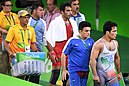 Wrestling at the 2016 Summer Olympics – 85 kg Men's Greco-Roman 8.jpg