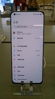 Xiaomi Mi 11 Android smartphone