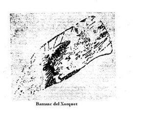 Barranc del Xorquet