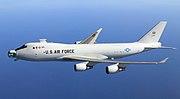 YAL-1A Airborne Laser unstowed crop