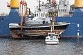 Yard Tug Defiant delivered to Yokosuka - 191209-N-JT445-1096.jpg