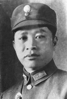 Ye Ting Chinese general