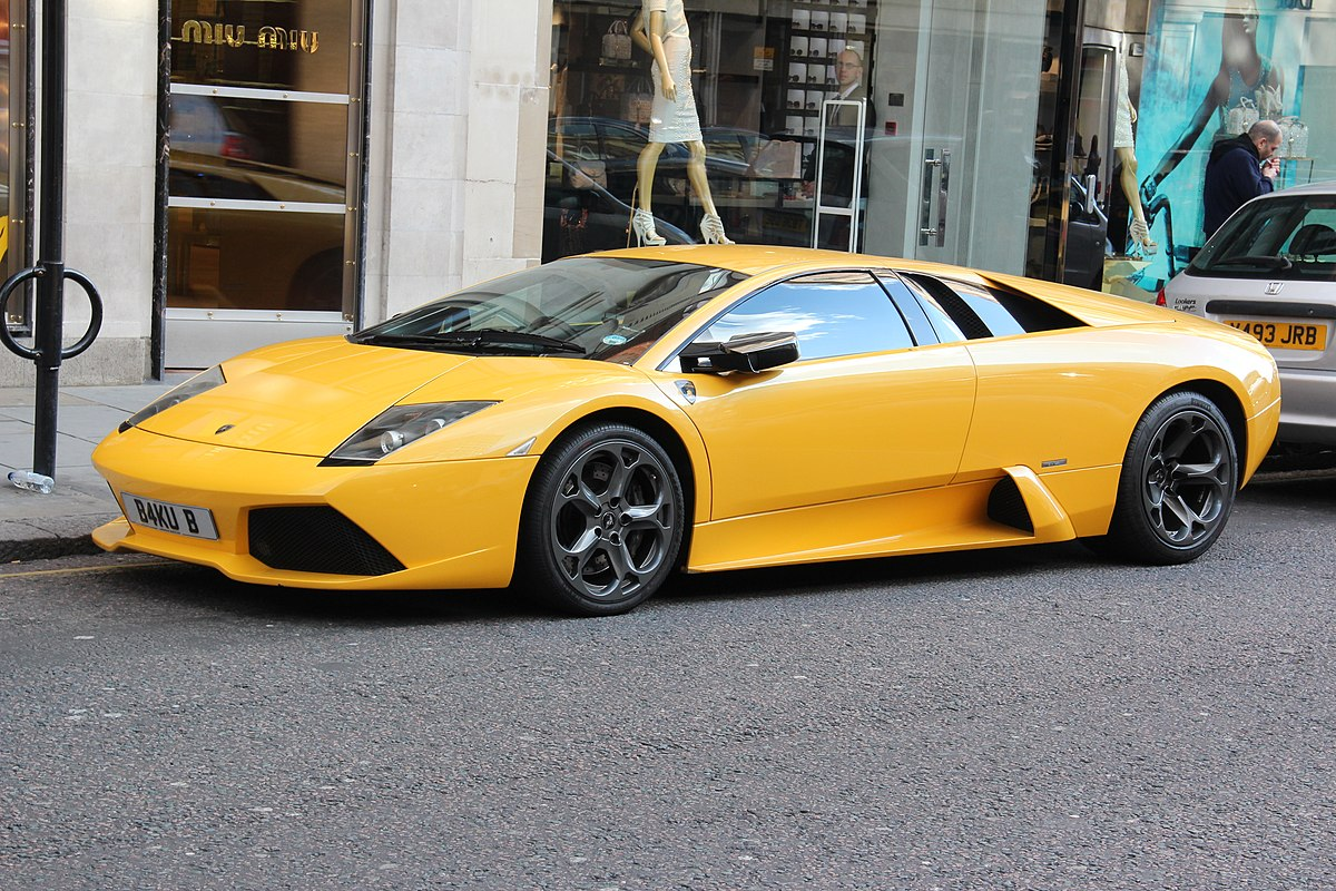 Lamborghini Murci 233 Lago Wikipedia