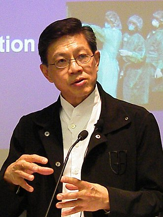 Secretary for Food and Health - Image: Yeoh Eng kiong