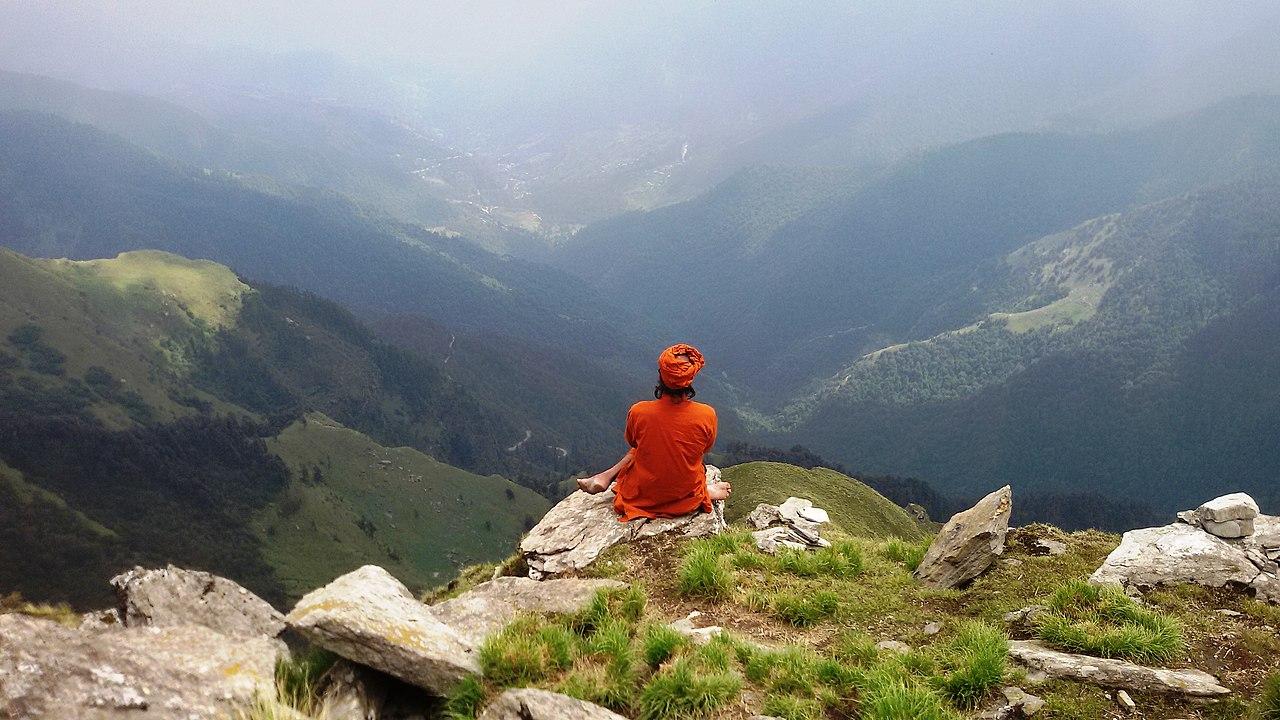 Image result for meditating