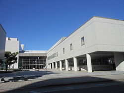 Yokkaichi City Culture Hall 2013.jpg