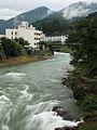 Yoshida river01, Hachiman-cho-Shimadani Gujou 2012.JPG