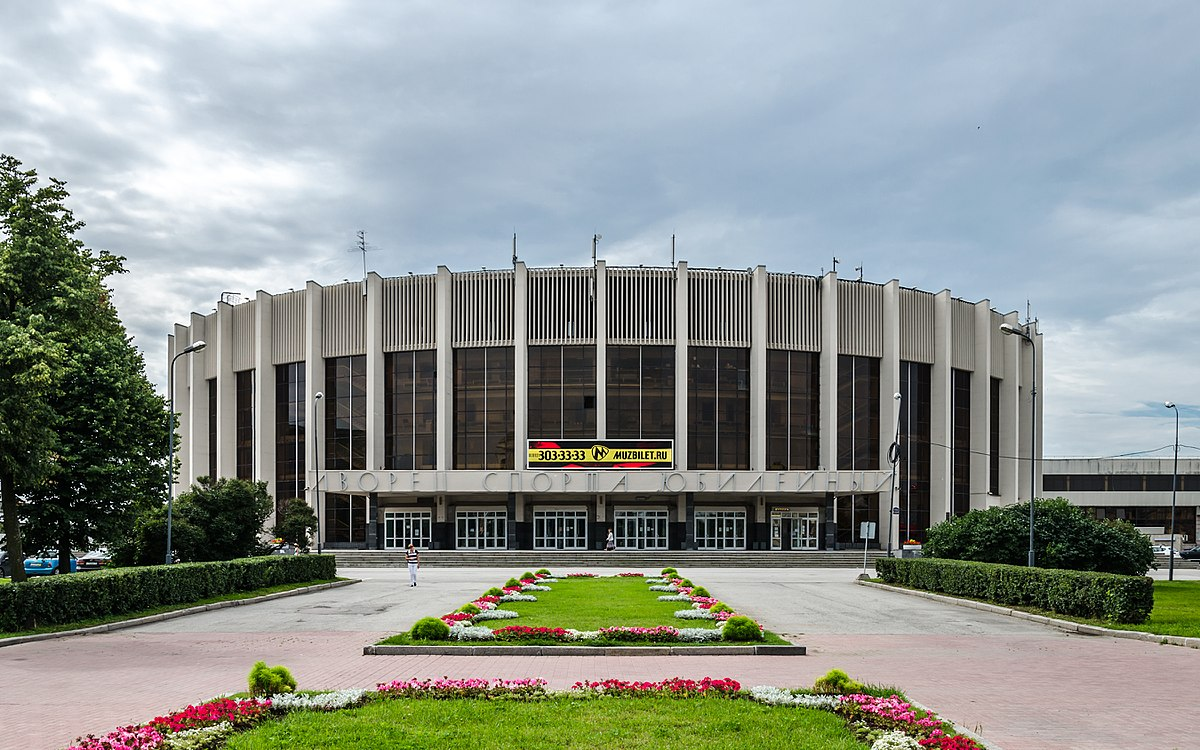 Sports Palace Yubileyny (Tver) brings up future champions