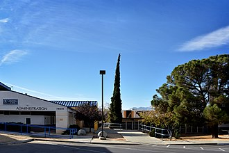 Yucca Valley High School - Yucca Valley High School