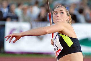 Rachel Yurkovich American javelin thrower