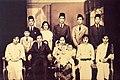 Yusof Ishak and his family, 1933.jpg