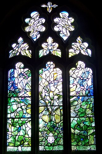 Henry Haig - Memorial window to WPC Yvonne Fletcher