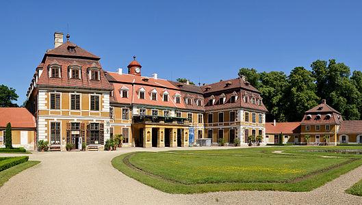Castle Rajec (Raitz), Moravia