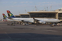 ZS-SNB - South African Airways