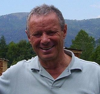 U.S. Città di Palermo - Palermo chairman and owner Maurizio Zamparini