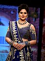 Zareen Khan walks for Archana Kochhar's fashion showcase (08).jpg