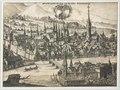 Zentralbibliothek Solothurn - Abris der weitberihmten und uhr alten stadt solothuren - aa0634.tif