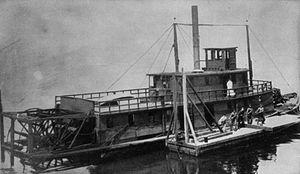 Zephyr (steamboat) - Image: Zephyr (sternwheeler 1871)