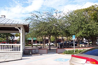 Zephyrhills, Florida - Image: Zephyrhills Downtown Historic District 2