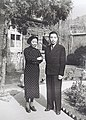 Zhou Enlai and Deng Yingchao 1946 Nanjing.jpg