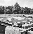 Zicht op het nieuwe borsteind van de Kortrijkse molen - Breukelen - 20042322 - RCE.jpg