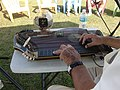 Zitherspiel in Florida CIMG3544.JPG