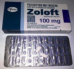 Zoloft (photograph)