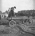 Zoltan Gerenčer - gradnja spomenika zmage v Murski Soboti 1945 (4).jpg