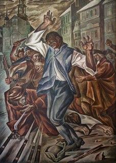 Crispus Attucks 18th-century African-American stevedore; first victim of the Boston Massacre