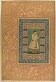 """Portrait of Zamana Beg, Mahabat Khan"", Folio from the Shah Jahan Album MET DP246561.jpg"