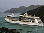 """Radiance of the Seas"" in Queen Charlotte Sound.jpg"