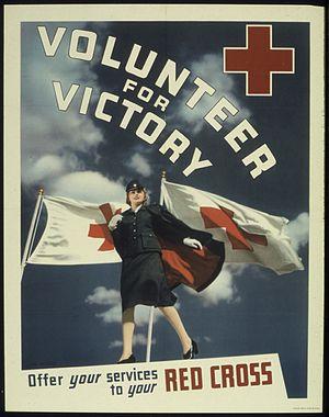 """VOLUNTEER FOR VICTORY"" - NARA - 515986"