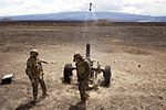 'All night Alpha', Alpha Battery, 1st Battalion, 12th Marine Regiment fires 120 mm mortar system 130221-M-NG901-007.jpg