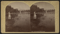 'At the Outlet,' Schroon Lake, by Stoddard, Seneca Ray, 1844-1917 , 1844-1917.png