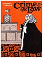 'Crime and the Law' by Bernard Brown, 1969 (18137928705).jpg