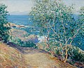 'Indian Tobacco Trees, La Jolla' by Guy Rose.jpg