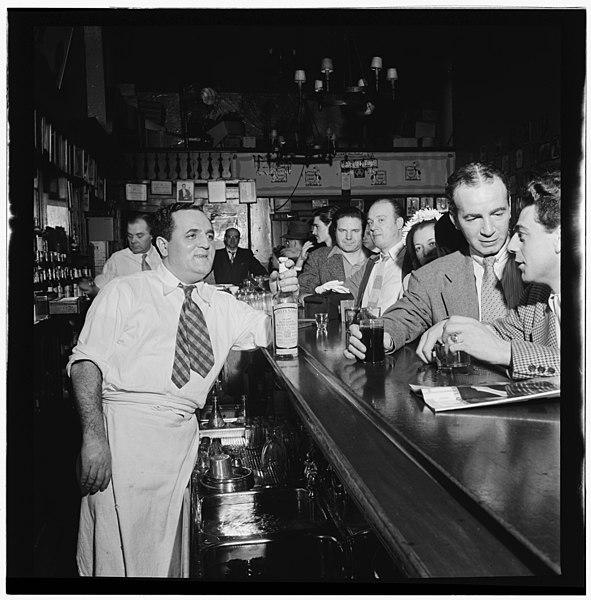 File:(Charlie's Tavern, New York, N.Y., between 1946 and 1948) (LOC) (5189944534).jpg