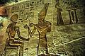 Ägypten 1999 (120) Assuan- Im Großen Tempel, Abu Simbel (26851423613).jpg