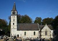 Église Saint-André-d'Hébertot - façade Sud.jpg