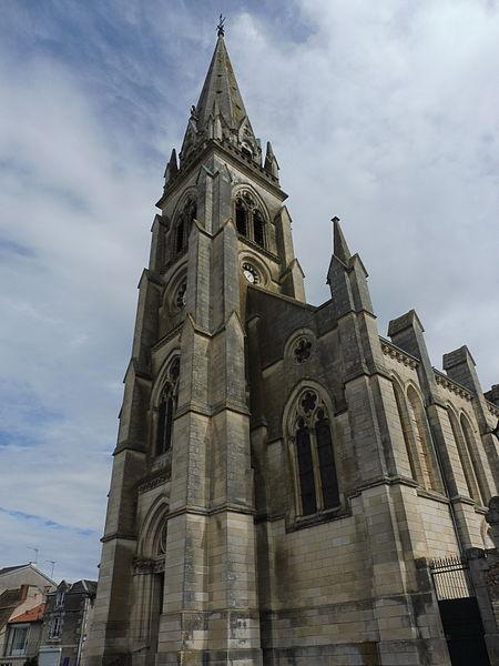 Saint-Martial of Montmorillon Church 2
