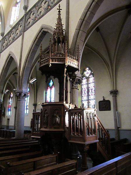 église Saint-Pair de fr:Ducey