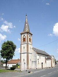 Église de l'Assomption (Bours, Hautes-Pyrénées, France).JPG