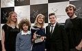 Österreichischer Filmpreis 2015 Anna Heuss Emilio Bachmann Magdalena Lauritsch Thomas Otrok Jakob Fuhr 1.jpg