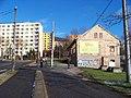 Ústí nad Labem, Malátova a Na Návsi.jpg
