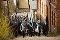 Üliõpilasorganisatsioonid liikumas Tartu Toomemäele, volber 2017.jpg