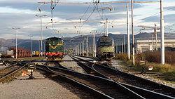 Железнодорожный транспорт Википедия История железнодорожного транспорта править править код