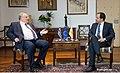 Επίσκεψη Υπουργού Εξωτερικών, Ν. Κοτζιά, στην Κύπρο (Λευκωσία, 07.05.2018) (27081107567).jpg