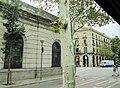 Барселона (Испания) Переулок с видом на площадь - panoramio.jpg